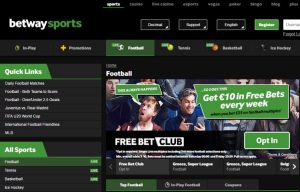 betway review bookmaker