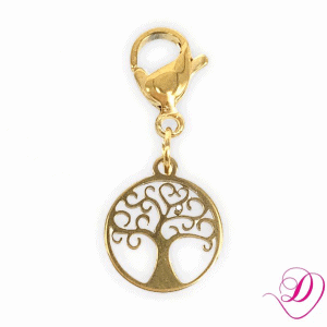 Bedel tree of life goud