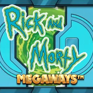 blueprint_rick-and-morty-megaways logo