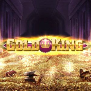 Gold King Play n Go logo