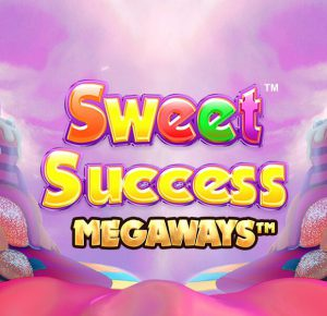 Sweet Success Megaways logo blueprint