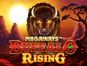 Buffalo Rising Megaways slot review logo