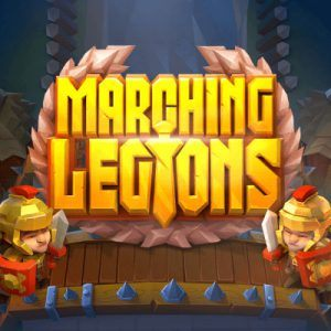 Marching-Legions-slot review logo