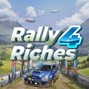 rally 4 riches-logo-play n go