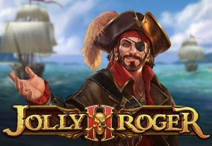 jolly-roger-2-slot-playngo logo
