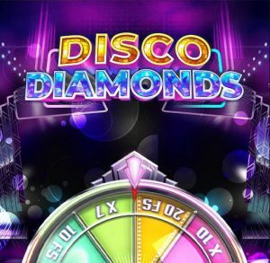Disco-Diamonds-slot play n go logo
