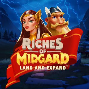 Riches-of-Midgard-Land-and-Expand gokkast