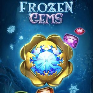 frozen_gems_slot-logo