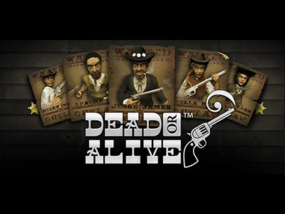 Dead or Alive slot by NetEnt