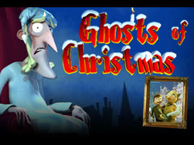 Ghosts of Christmas Video Slot by Playtech