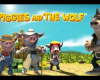 Piggies and the Wolf Slot by Playtech