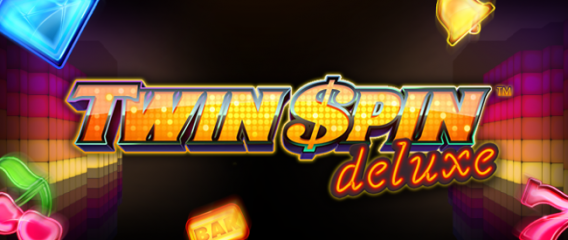 Twin Spin deluxe new release netent