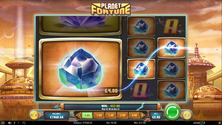 Planet Fortune Play n GO review big win