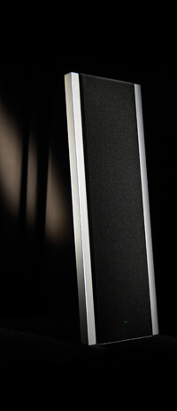 Solosound Solostatic 100 electrostatic loudspeakers