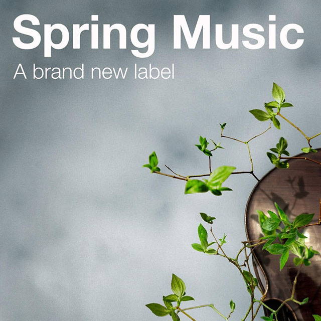 A Brand new label Spring Music