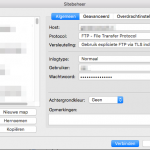 Wit scherm ('white screen of death')? FTP to the rescue!